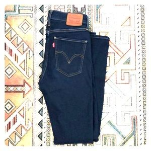 Levi's Mike High Super Skinny Jeans
